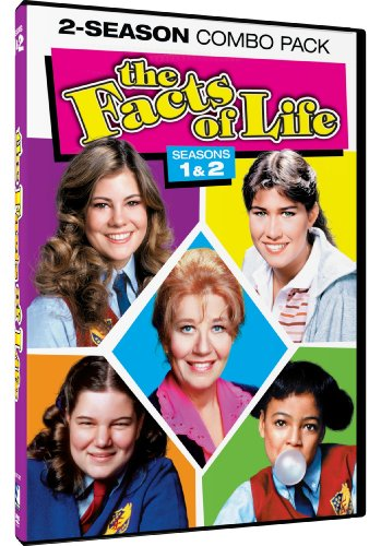 The Facts of Life - Seasons 1 & 2 [RC 1]