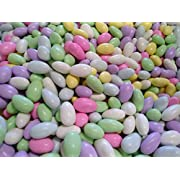 Jordan Pastel Almonds -1.5 lbs of Delicious Fresh Bulk Multicolored Perfectly Roasted Almonds with a Candy Coating