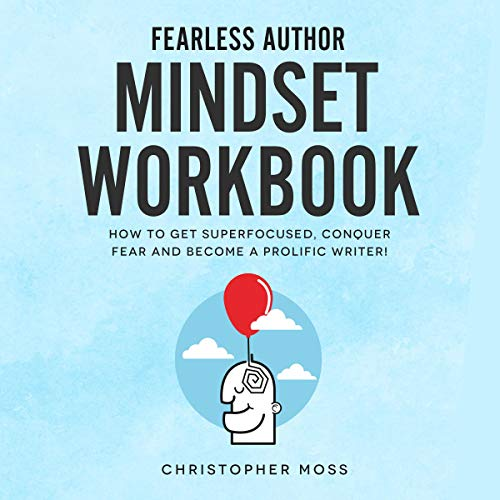Couverture de Fearless Author Mindset Workbook