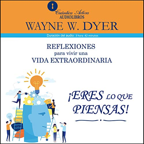 Eres lo que piensas [You Are What You Think] cover art