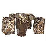 Auscamotek Dove Belt with Game Pouch Shell Bags Water Bottle Carrier