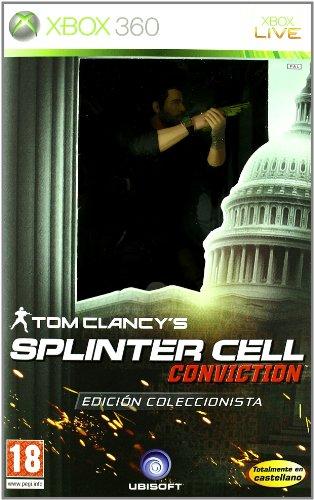 Splinter Cell Conviction - Edición Coleccionista (Con Figura)