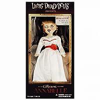 [メズコ]Mezco Living Dead Dolls The Conjuring Kiss of Death Annabelle Doll 94460 [並行輸入品]