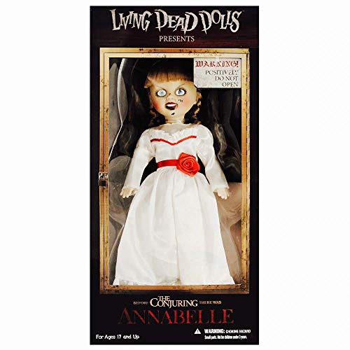 Living Dead Dolls Annabelle-Figur aus dem Film The Conjuring