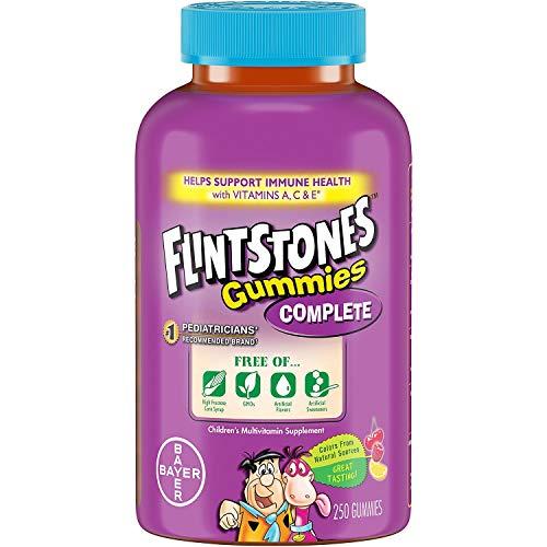 Flintstones Gummies Complete Children's Multivitamin, 250 ct.