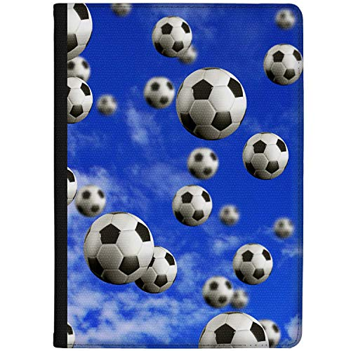 Azzumo Football Mad Faux Leather Case Cover/Folio for the Apple iPad 10.2 (2020) 8th Generation