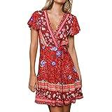 Vectry Vestidos De Fiesta Vestidos Largos Casual Boho Vestidos Elegantes Niña Moda Mujer 2019 Vestidos De Fiesta Moda Mujer 2019 Vestidos Verano Vestidos Comunion Vestidos Rojo