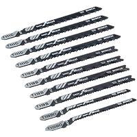 Bosch Professional 2607010629 Hojas de Sierra de Calar, Set de 10 Piezas