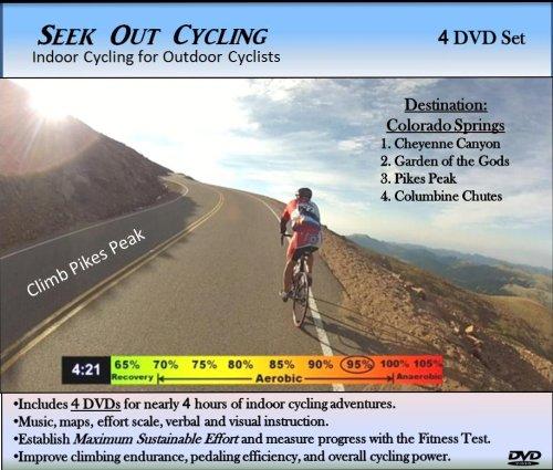 Colorado Springs Cycling DVD