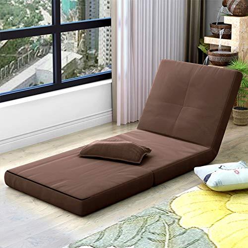 MAATCHH Boden Matratze Bodenmatte Schlafen Bodenmatte Thick ausklappbaren Gast Sessel...