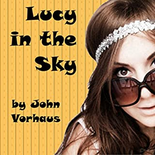 Lucy in the Sky audiobook cover art