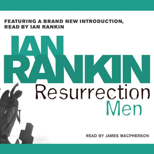 Resurrection Men audiobook cover art