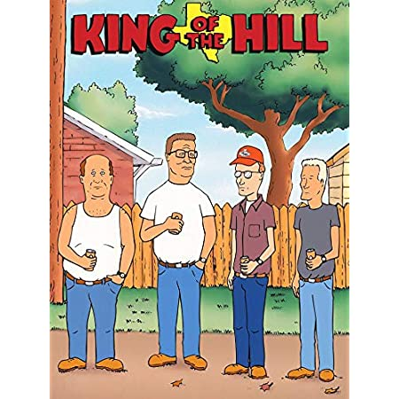 """King of the Hill poster wall art home decor photo print 16 24/"""" 20"""