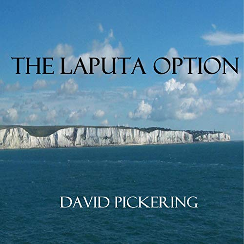 The Laputa Option audiobook cover art