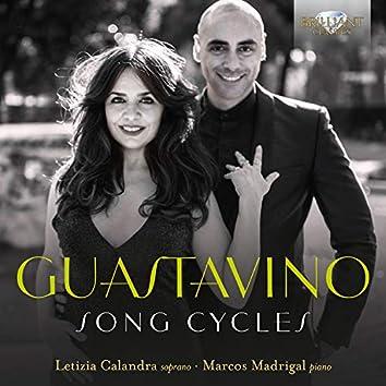Guastavino: Song Cycles