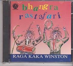 Bhangra Rastafari - Raga Kaka Winston - Uk Made Cd - Fantranics Uk Released