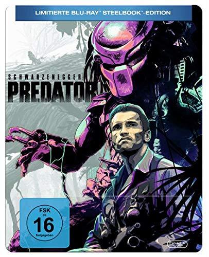 Predator: Limitierte Steelbook Edition
