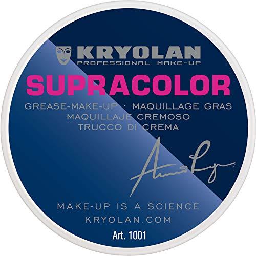 Supracolor Fettschminke 8ml, Farbton:Weis 070