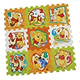 Zoom IMG-1 winnie the pooh tappeto puzzle