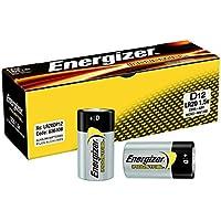 Energizer - Pack de 12 Pilas alcalinas Alkaline Industrial D / LR20