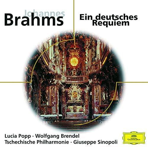 Lucia Popp, Wolfgang Brendel, Prague Philharmonic Chorus, Lubomir Matl, Czech Philharmonic Orchestra & Giuseppe Sinopoli