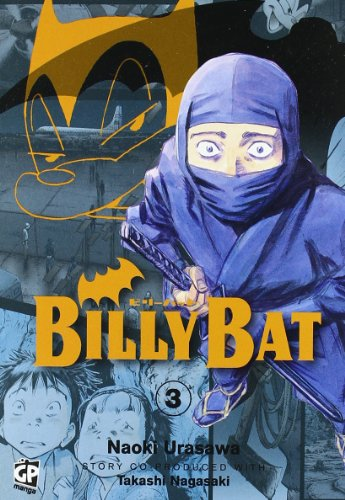 Billy Bat: 3