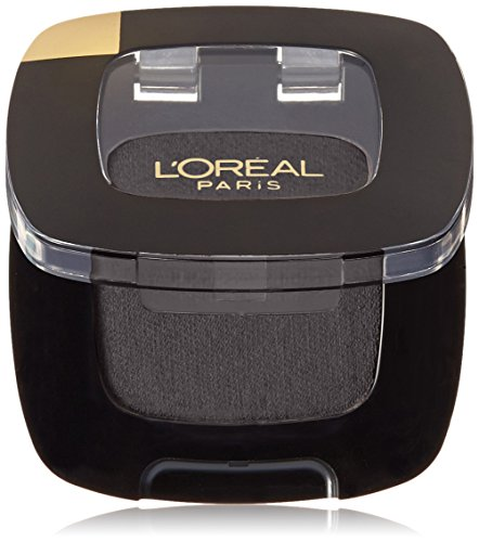 L'Oréal Paris Colour Riche Monos Eyeshadow, Noir Cest Noir, 0.12 oz.