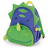 Skip Hop Toddler Backpack, Zoo Preschool Ages 2-4, Dinosaur
