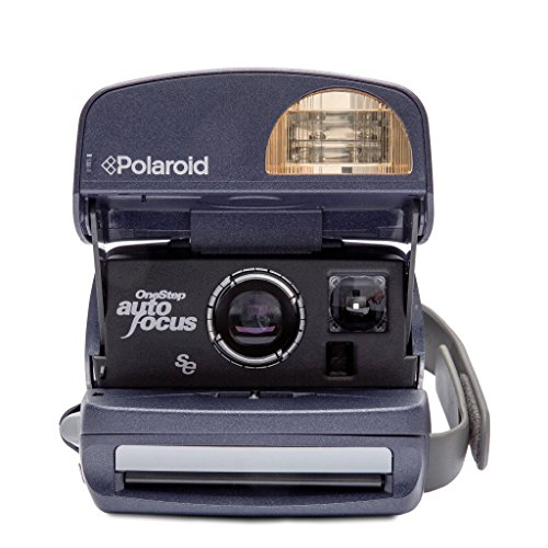 Polaroid Originals 4725 Polaroid 600 Camera, Express Blue