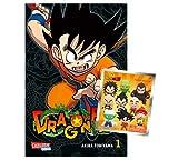 Buchspielbox Juego de manga: Dragon Ball maciza 1: serie original 3 en 1 + Dragon Ball Z (diferentes selección) | a partir de 10 años