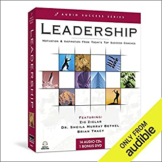 Leadership Success audiobook cover art