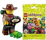 レゴ (LEGO) ミニフィギュア シリーズ19 ジャングル探検家 【71025-7】