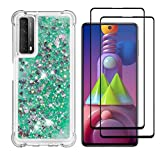 GOGME Case for Huawei P smart 2021 Case + 2 Screen