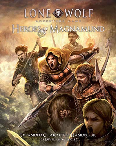 The Lone Wolf Adventure Game: Heroes of Magnamund