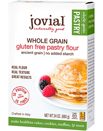Jovial Whole Grain Gluten Free Pastry Flour