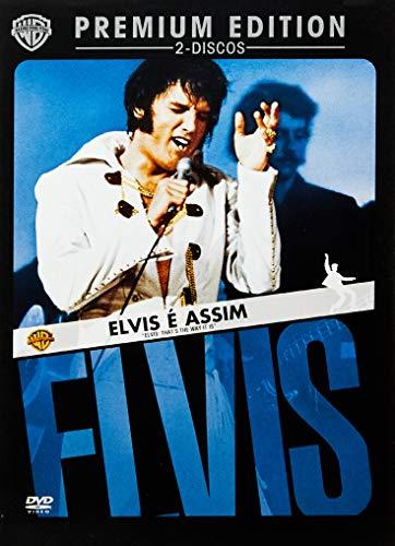 Elvis É Assim Premium [DVD]