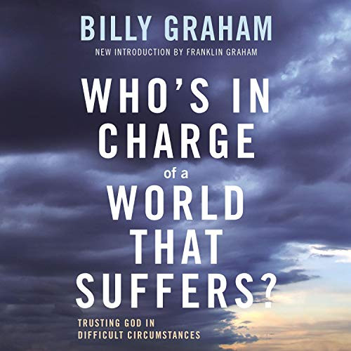Who's in Charge of a World that Suffers? cover art