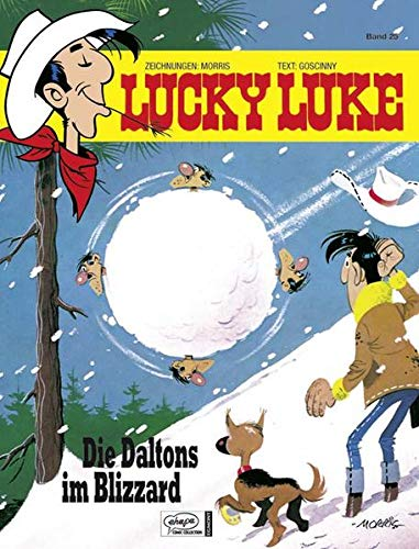 Lucky Luke 25: Die Daltons im Blizzard