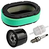 Harbot XT1 XT2 Air Filter Tune Up Kit for Craftsman G8300 G8400 T1800 T8000 T8200 T8400 Z6400 Z6600 MTD Troy-Bilt 42' 46' 50' 54' XP Zero-Turn Mower Tractor