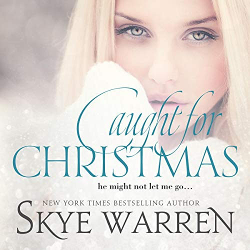 Caught for Christmas audiobook cover art