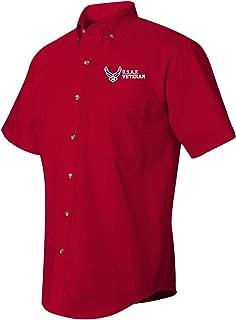 U.S.A.F. Veteran Short Sleeve Dress Shirt