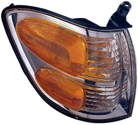 ACK Automotive For Max 5 ☆ very popular 53% OFF Toyota Sequoia Light Replaces Oem: 815 Signal