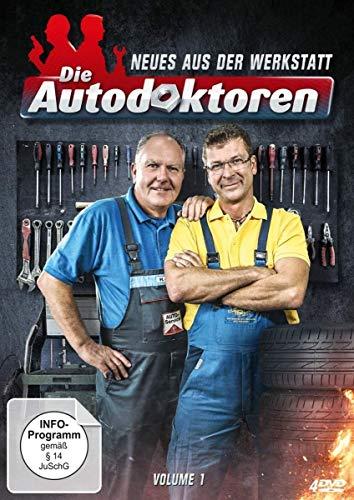 Die Autodoktoren - Neues aus der Werkstatt, Volume 1 [4 DVDs]