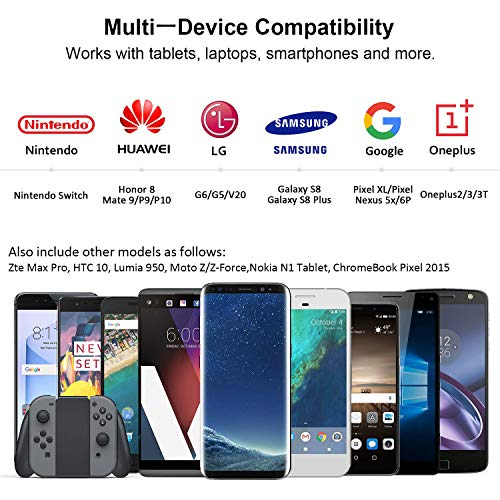 USB Typ C Kabel 4,5M, Extra Lang USB C Kabel Nylon Geflochten Ladekabel USB Typ C Daten Sync kompatibel Für PS5 Controller, Samsung S10 / 9 / S8Plus, Huawei P30 Mate30, Sony Xperia, und Mehr
