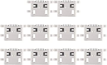 CHENZHIQIANG Moblie Phone Repair Parts Replacement 10 PCS Charging Port Connector for HTC Desire 626