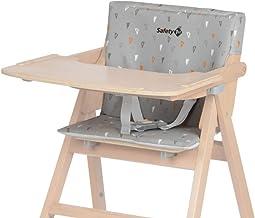 ab ca Buchenholz 6 Monaten bis ca 7.371 kg 10 Jahre Geometric max. 30 kg wei/ß Safety 1st 2771850000 Timba Mitwachsender Hochstuhl und passendes Sitzkissen