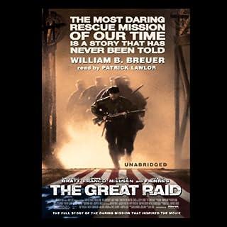 The Great Raid on Cabanatuan cover art