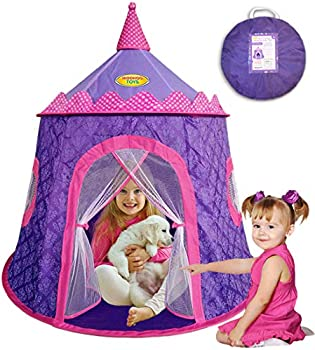 Woohoo Toys Gorgeous Princess Castle Play Tent