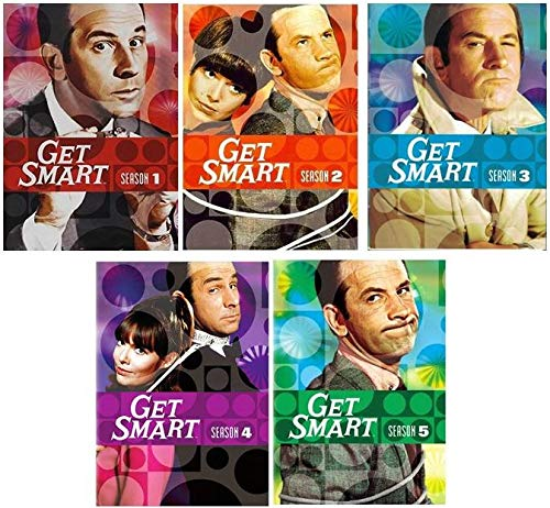 Get Smart: The Complete Series Seasons 1-5