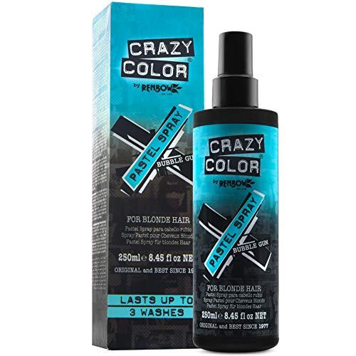 Crazy Color Bubblegum Pastell Spray 250ml